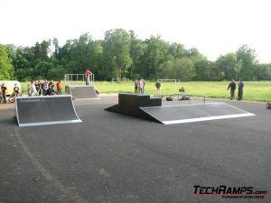 Skatepark w Obornikach Śląskich - 9