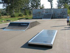 Skatepark w Okonku 1