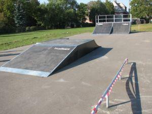 Skatepark w Okonku 5