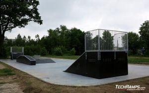 Skatepark w opcji prestiż w Nowym Mieście nad Pilicą