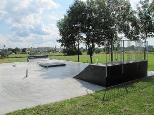 Skatepark w Opolu Lubelskim
