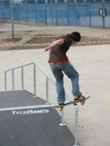 Skatepark w Ostrowie Wielkopolskim 10