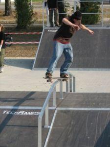 Skatepark w Ostrowie Wielkopolskim 12
