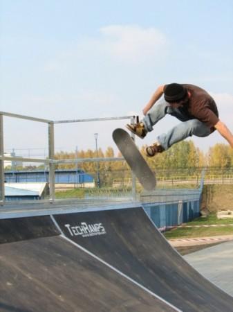 Skatepark w Ostrowie Wielkopolskim 13