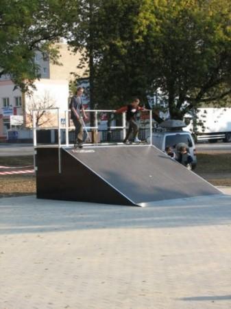 Skatepark w Ostrowie Wielkopolskim 14