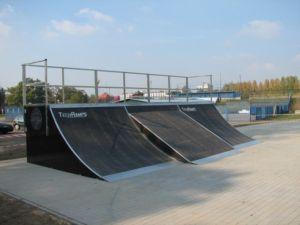 Skatepark w Ostrowie Wielkopolskim 2
