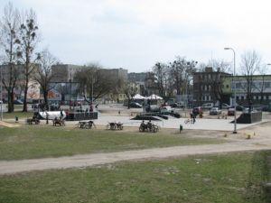 Skatepark w Ostrowie Wielkopolskim 20