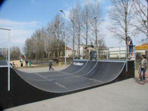 Skatepark w Ostrowie Wielkopolskim 22