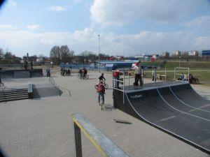 Skatepark w Ostrowie Wielkopolskim 23