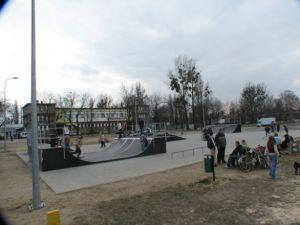 Skatepark w Ostrowie Wielkopolskim 24