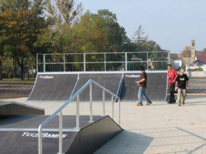 Skatepark w Ostrowie Wielkopolskim 3