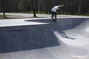 Skatepark w Oświęcimiu - 1
