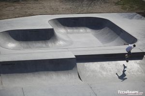 Skatepark w Oświęcimiu - 10