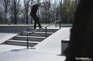 Skatepark w Oświęcimiu - 2