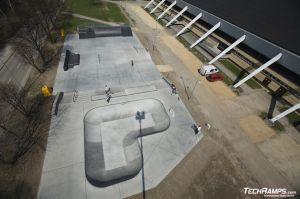 Skatepark w Oświęcimiu - 5