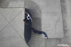 Skatepark w Oświęcimiu - 9