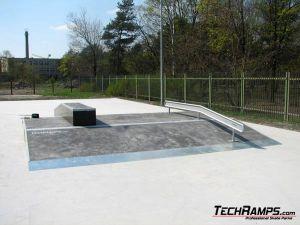 Skatepark w Otwocku - 1