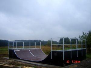 Skatepark w Pilchowicach 1