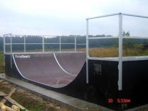 Skatepark w Pilchowicach 2