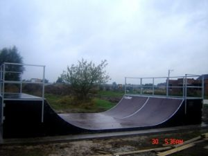 Skatepark w Pilchowicach 5