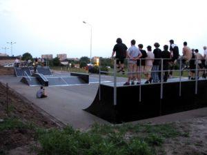 Skatepark w Piotrkowie Trybunalskim 1