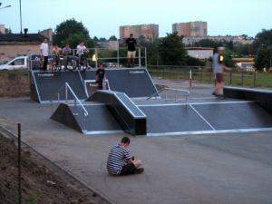 Skatepark w Piotrkowie Trybunalskim 10