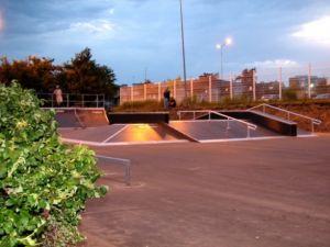 Skatepark w Piotrkowie Trybunalskim 4
