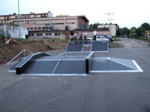Skatepark w Piotrkowie Trybunalskim 8
