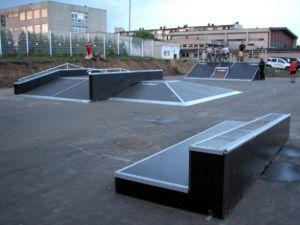 Skatepark w Piotrkowie Trybunalskim 9