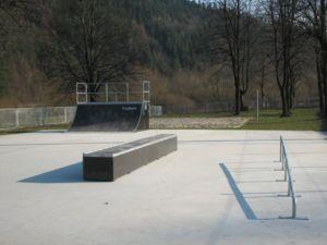 Skatepark w Piwnicznej - 1