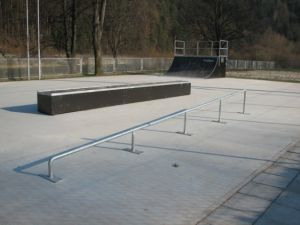 Skatepark w Piwnicznej - 2