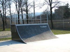 Skatepark w Piwnicznej - 4
