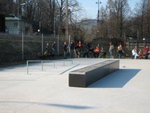 Skatepark w Piwnicznej - 5