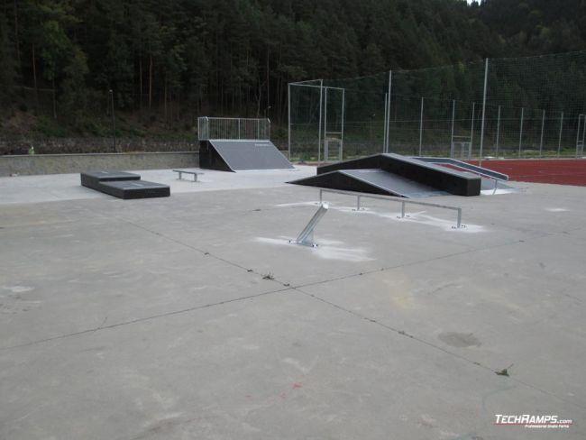 Skatepark w Piwnicznej-Zdrój