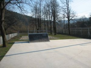 Skatepark w Piwnicznej Zdroju 3