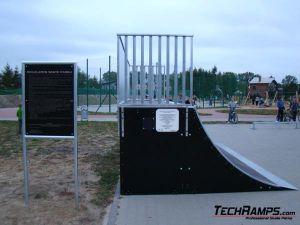 Skatepark w Pobiedziskach - 1