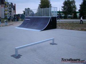 Skatepark w Pobiedziskach - 2