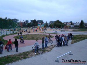 Skatepark w Pobiedziskach - 6