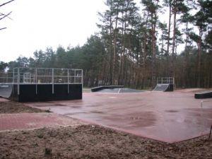 Skatepark w Pobierowie 1