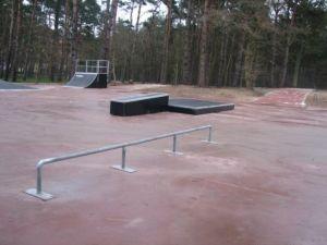 Skatepark w Pobierowie 2