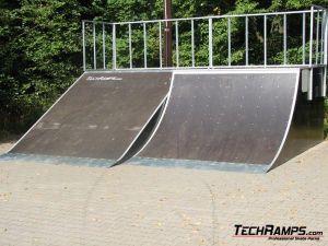Skatepark w Podkowie Leśnej - 1