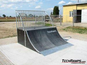 Skatepark w Połańcu - 1