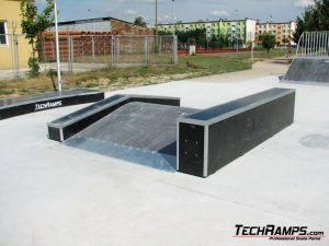 Skatepark w Połańcu - 2