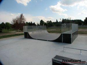 Skatepark w Połańcu - 6
