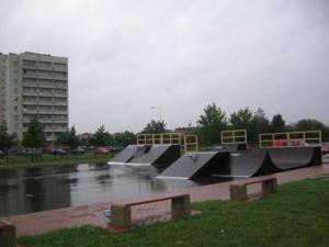 Skatepark w Policach 10