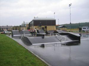 Skatepark w Policach 13