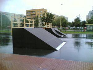 Skatepark w Policach 7
