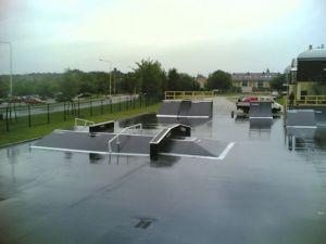 Skatepark w Policach 9