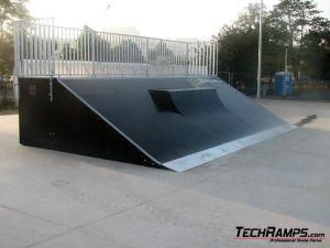 Skatepark w Polkowicach - 1