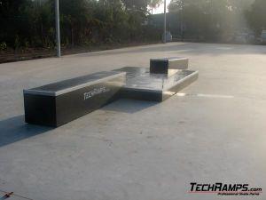 Skatepark w Polkowicach - 3